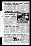 Spartan Daily, September 25, 1981 by San Jose State University, School of Journalism and Mass Communications