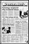 Spartan Daily, September 28, 1981 by San Jose State University, School of Journalism and Mass Communications