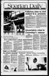 Spartan Daily, October 1, 1981