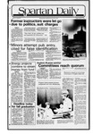 Spartan Daily, October 2, 1981