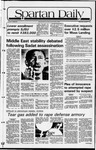 Spartan Daily, October 7, 1981