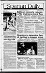 Spartan Daily, October 14, 1981