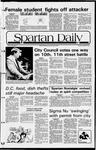 Spartan Daily, October 15, 1981