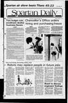 Spartan Daily, October 19, 1981