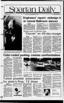 Spartan Daily, October 21, 1981