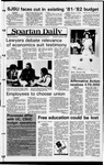 Spartan Daily, October 22, 1981