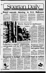 Spartan Daily, October 23, 1981