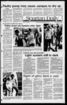 Spartan Daily, October 30, 1981 by San Jose State University, School of Journalism and Mass Communications