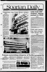 Spartan Daily, November 3, 1981 by San Jose State University, School of Journalism and Mass Communications