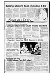 Spartan Daily, November 6, 1981 by San Jose State University, School of Journalism and Mass Communications