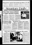 Spartan Daily, November 9, 1981 by San Jose State University, School of Journalism and Mass Communications