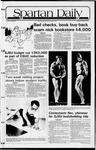 Spartan Daily, November 10, 1981 by San Jose State University, School of Journalism and Mass Communications