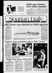 Spartan Daily, November 13, 1981 by San Jose State University, School of Journalism and Mass Communications