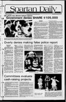 Spartan Daily, November 18, 1981 by San Jose State University, School of Journalism and Mass Communications