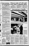 Spartan Daily, November 25, 1981 by San Jose State University, School of Journalism and Mass Communications