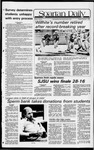 Spartan Daily, December 1, 1981 by San Jose State University, School of Journalism and Mass Communications