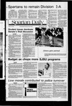 Spartan Daily, December 7, 1981 by San Jose State University, School of Journalism and Mass Communications