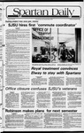 Spartan Daily, December 8, 1981 by San Jose State University, School of Journalism and Mass Communications