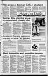 Spartan Daily, December 9, 1981 by San Jose State University, School of Journalism and Mass Communications