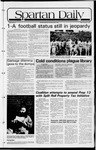 Spartan Daily, February 5, 1982 by San Jose State University, School of Journalism and Mass Communications
