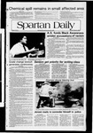 Spartan Daily, February 8, 1982 by San Jose State University, School of Journalism and Mass Communications