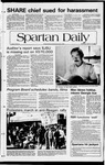 Spartan Daily, February 10, 1982 by San Jose State University, School of Journalism and Mass Communications