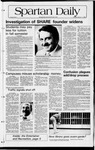 Spartan Daily, February 11, 1982 by San Jose State University, School of Journalism and Mass Communications