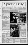 Spartan Daily, February 17, 1982 by San Jose State University, School of Journalism and Mass Communications