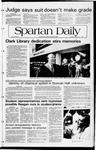 Spartan Daily, February 22, 1982 by San Jose State University, School of Journalism and Mass Communications