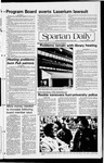 Spartan Daily, February 23, 1982 by San Jose State University, School of Journalism and Mass Communications