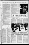 Spartan Daily, February 25, 1982 by San Jose State University, School of Journalism and Mass Communications