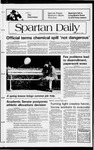 Spartan Daily, March 4, 1982