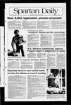 Spartan Daily, March 5, 1982 by San Jose State University, School of Journalism and Mass Communications