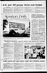 Spartan Daily, March 8, 1982 by San Jose State University, School of Journalism and Mass Communications
