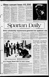 Spartan Daily, March 10, 1982 by San Jose State University, School of Journalism and Mass Communications