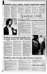 Spartan Daily, March 11, 1982 by San Jose State University, School of Journalism and Mass Communications