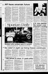 Spartan Daily, March 18, 1982 by San Jose State University, School of Journalism and Mass Communications