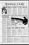 Spartan Daily, March 22, 1982 by San Jose State University, School of Journalism and Mass Communications