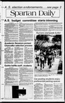 Spartan Daily, March 23, 1982