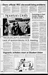 Spartan Daily, March 24, 1982 by San Jose State University, School of Journalism and Mass Communications