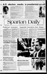 Spartan Daily, March 29, 1982 by San Jose State University, School of Journalism and Mass Communications