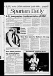 Spartan Daily, March 30, 1982 by San Jose State University, School of Journalism and Mass Communications