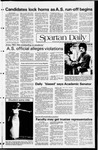 Spartan Daily, March 31, 1982 by San Jose State University, School of Journalism and Mass Communications