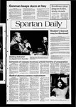 Spartan Daily, April 13, 1982