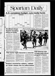 Spartan Daily, April 16, 1982 by San Jose State University, School of Journalism and Mass Communications