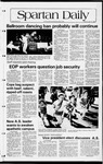 Spartan Daily, April 19, 1982 by San Jose State University, School of Journalism and Mass Communications