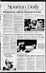 Spartan Daily, April 21, 1982 by San Jose State University, School of Journalism and Mass Communications