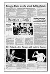 Spartan Daily, May 10, 1982 by San Jose State University, School of Journalism and Mass Communications