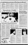 Spartan Daily, May 11, 1982