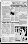 Spartan Daily, May 13, 1982 by San Jose State University, School of Journalism and Mass Communications